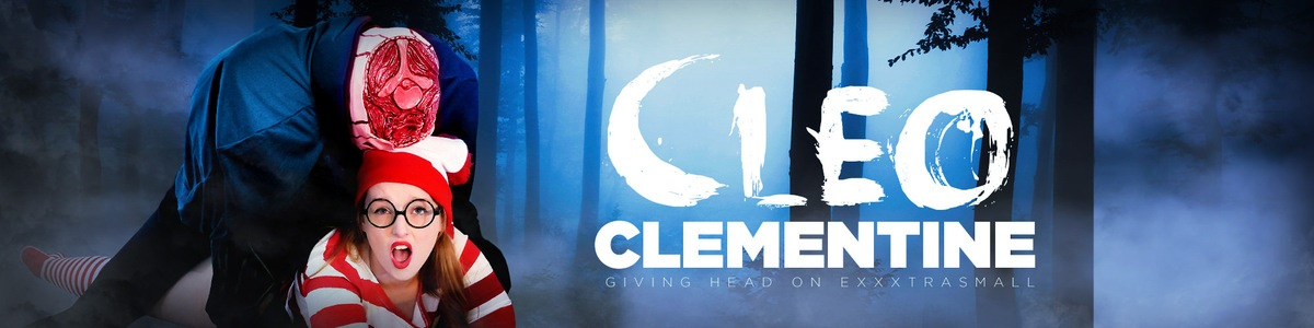 Cleo Clementine – Trick Or Treat Pussy Teasing (TeamSkeet 2019 HD)