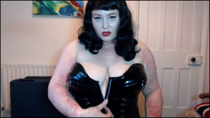 DivineMissDeviant – OILY TITTY TEASE – manyvids