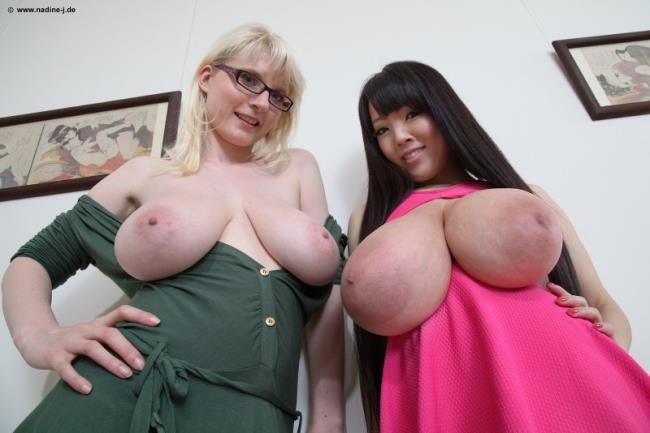 Hitomi Tanaka, Casey – Erotic Art Gallery (Nadine-J.de 2019 HD)
