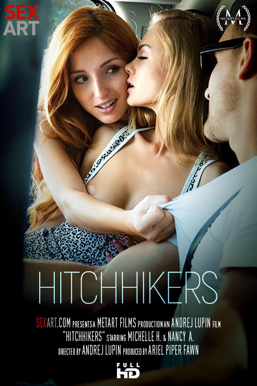 Michelle H, Nancy A – Hitchhikers (SexArt.com MetArt.com 2019 HD1080p)