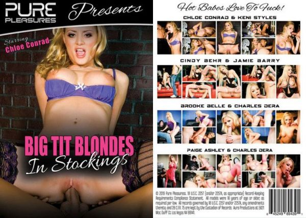 Big Tit Blondes In Stockings (2019)