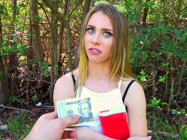 Anya Olsen – Blonde Rides Dick In Public Park (PublicPickUps.com Mofos.com 2019 HD)