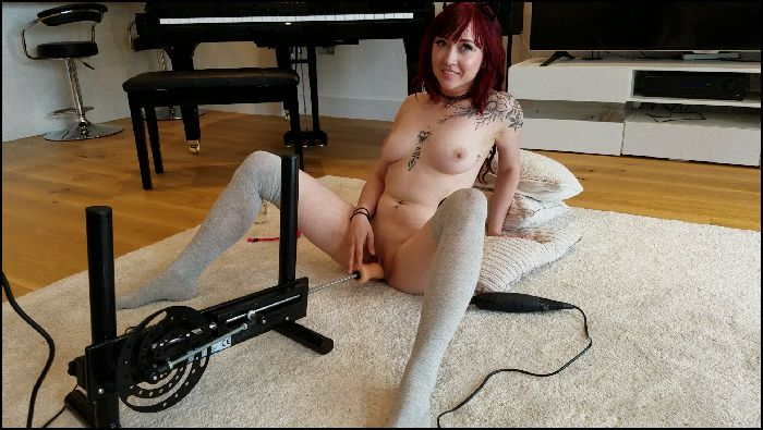evaray evas first time on the fuck machine 2019 11 14 Amuk89 Preview