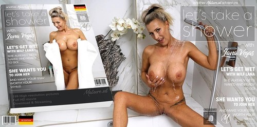 Lana Vegas – Hot Big Breasted Milf Lana Vegas Is Taking A Shower And Wants You To Wash Her Up 2019 Mature HD1080p