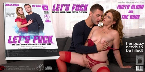 Iweta Blond 39 This Horny Mature Slut Just Wants To Fuck Her Brains Out 2019, 1080P – Mature 2019 Mature Mature HD1080p