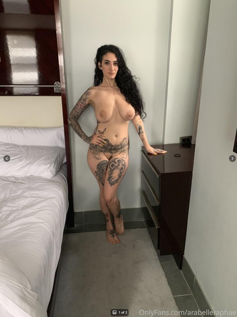 Arabelle Raphael 2507 - onlyfans - Megapack