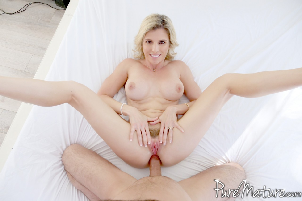 PureMature – Cory Chase – Anal Education