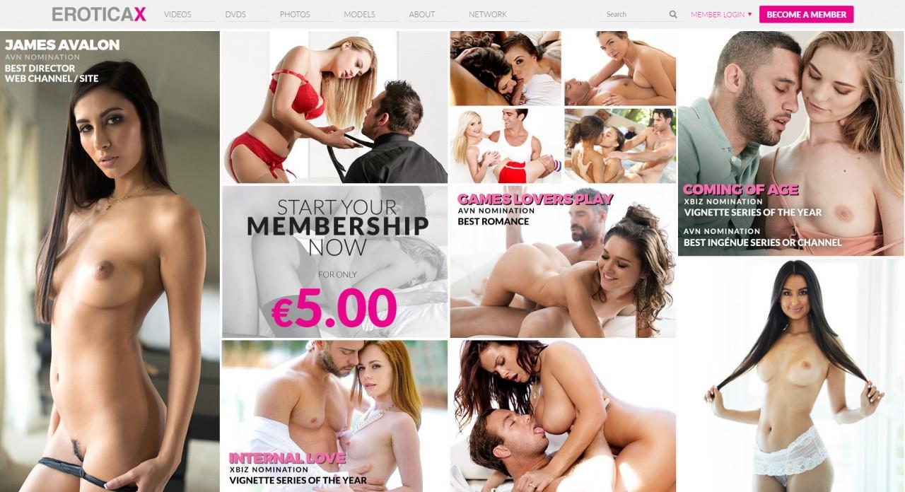 Eroticax.com 2310 - Megapack
