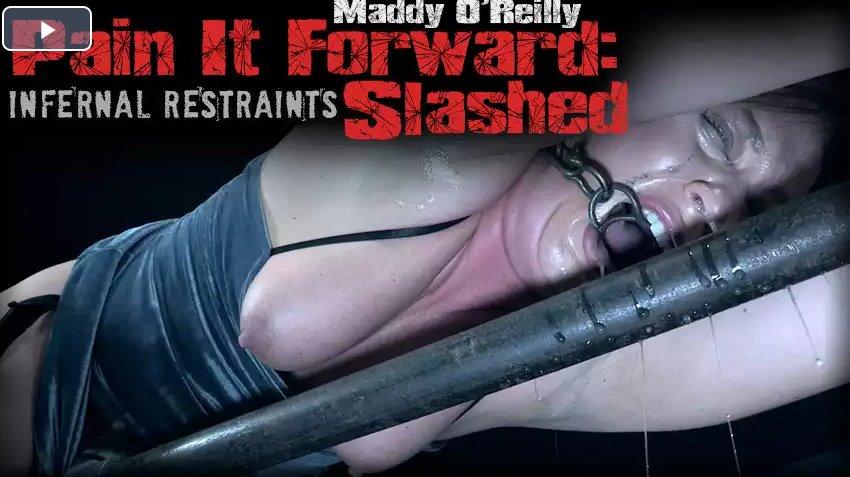 Maddy O'Reilly – Bait and Switch – InfernalRestraints.com 720p