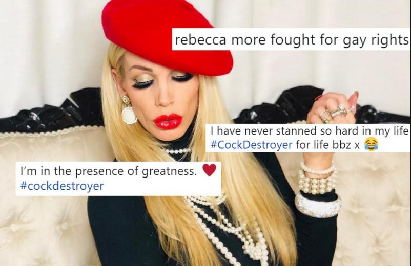 Rebecca More UK 0609 - onlyfans - Megapack