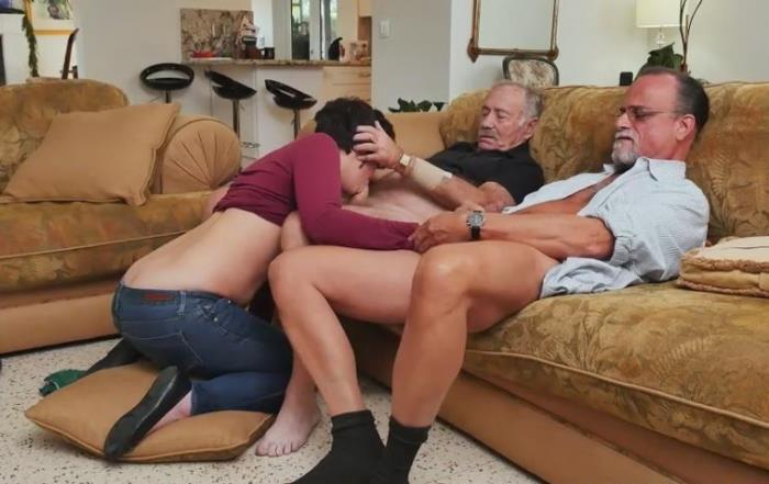 Sydney Sky – Sydney Sky over 150 years of dick for this sexy brunette (BluePillMen.com 2019 480p)