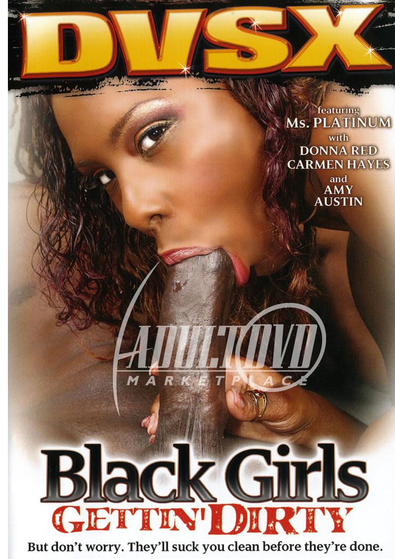 Black Girls Gettin Dirty
