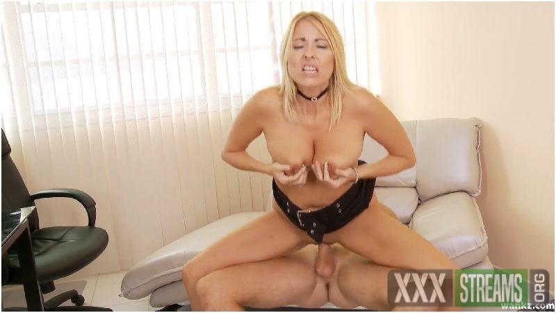 Sexy Blonde Secretary Finally Seduces Coworker Preview