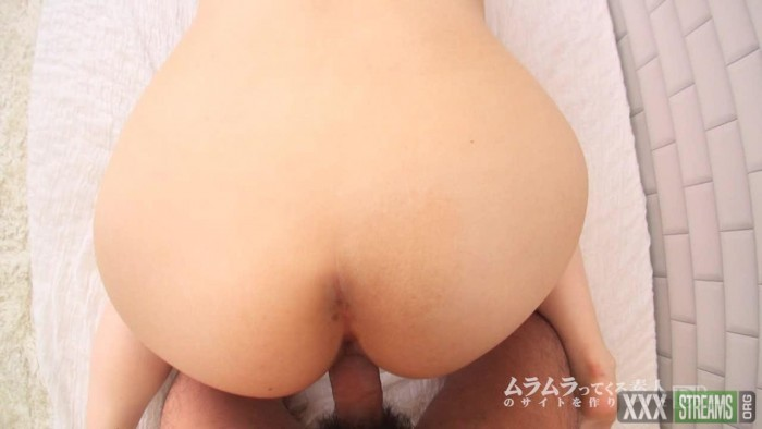 [Muramura-020915 190] I tried to verify how far I can do with shaved pussy amateur and model photography party Aiko Okamoto