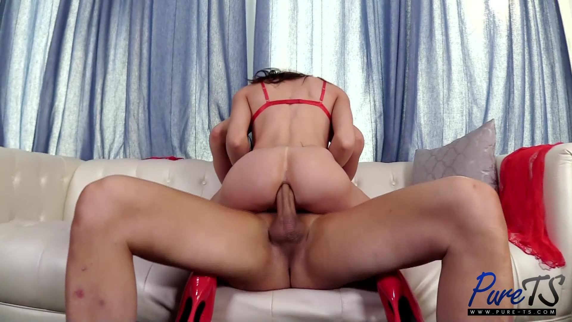 mpg Busty lesbians dominate free