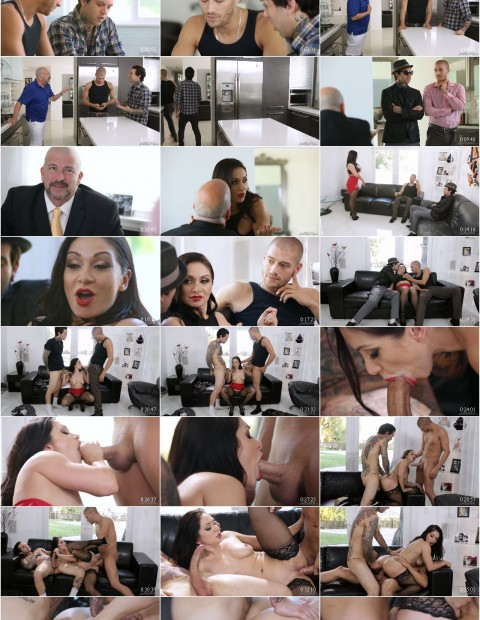 Lea Lexis – The DP Brothers