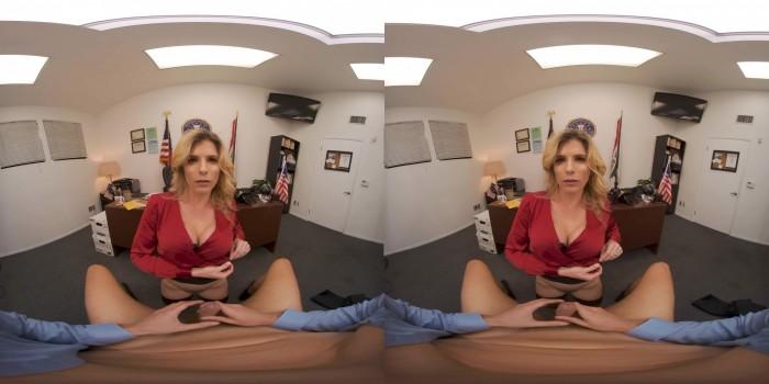 VRBangers – Live Horny or Die Hard – Cory Chase (Oculus 6K)