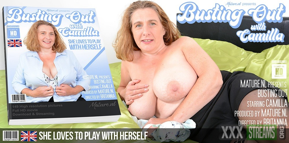 [Mature.nl] Camilla Creampie (EU) (47) – Big breasted Camilla loves to play with her pussy when she's alone (2020)