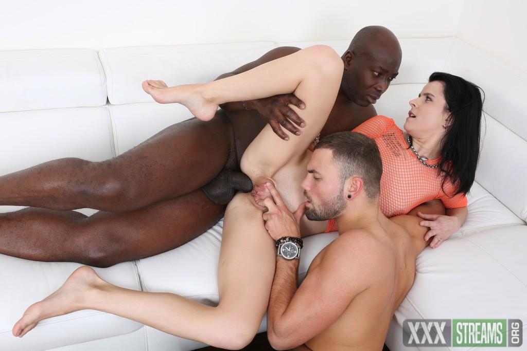 2020 black anal