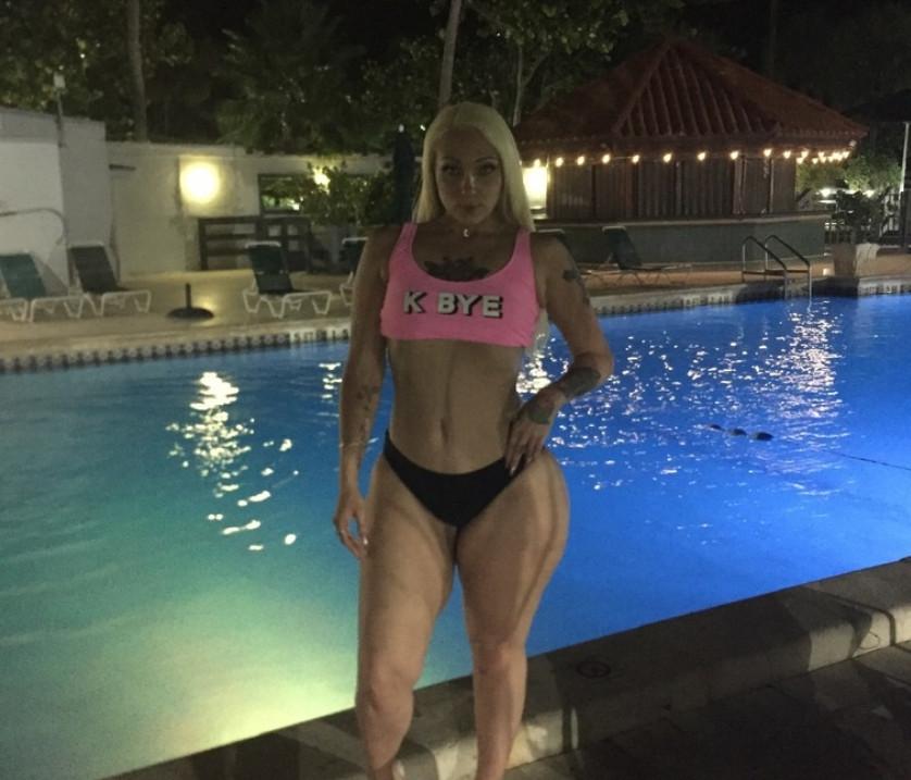 Andrews porn alexis Alexis Andrews