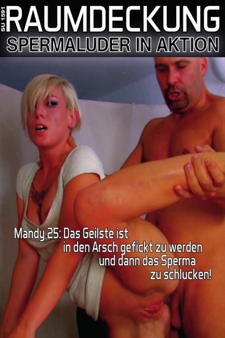 Spermaluder In Socken In Arsch Gefickt