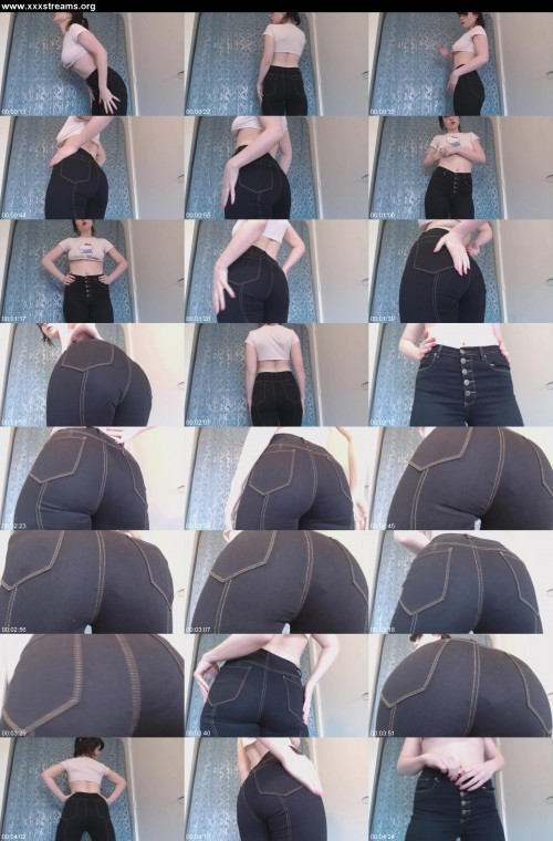 [clips4sale] Fox Smoulder – Tight Jeans Assworship JOI
