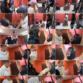 Lady Domi - Harassed And Spitting All Over Preview