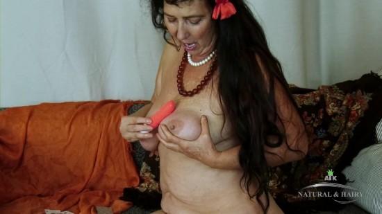 [ATKHairy] Esmeralda – Toy Masturbation (2020)