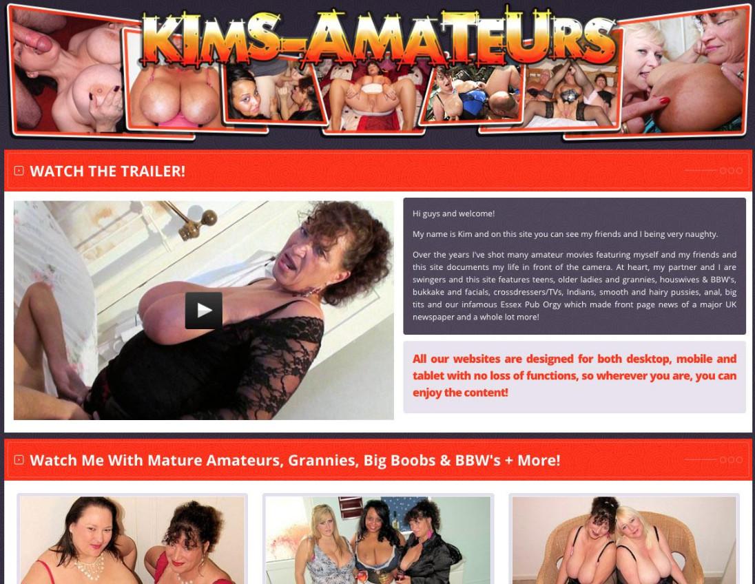 Kimsamateurs.com - SiteRip