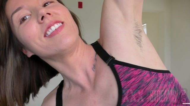 GoddessWolfe Lick Your Sister s Sweaty Hairy Pits 12.99 Premium user request .mp4.00007