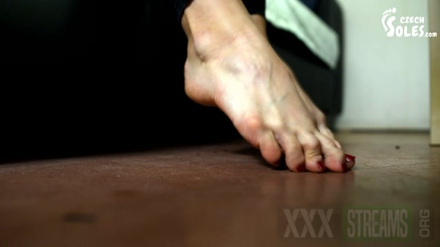 Czech Soles Smelly socks and wrinkled soles POV teasing.mp4.00011