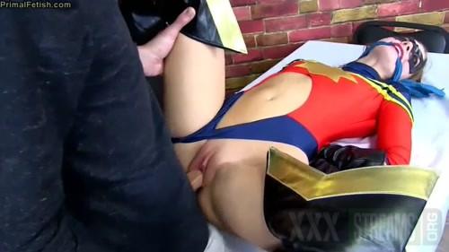 Super heroine sex