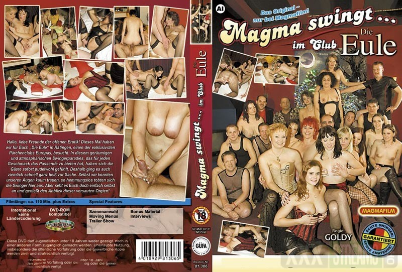 Club magma swingt eule im die Magma swingt
