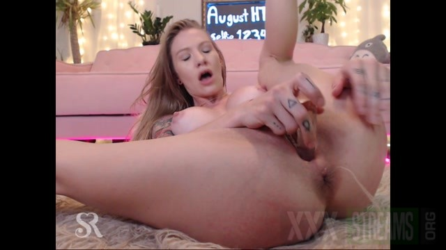 MySkylarRaye in Glass Dildo and Hitachi Cumshow.mp4.00000