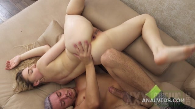 LegalPorno presents Nick s anal Casting Witheneko Welcome to Porn with Balls Deep Anal Gapes and Cum
