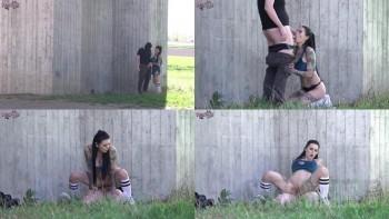 Joggen gefickt beim Porno,beim Joggen