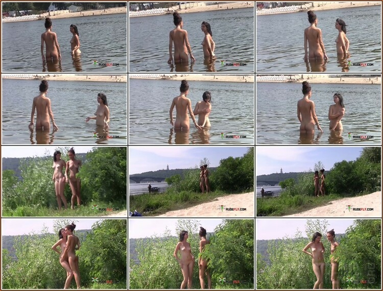 Some new video from my vacation on European Nudist Beaches…