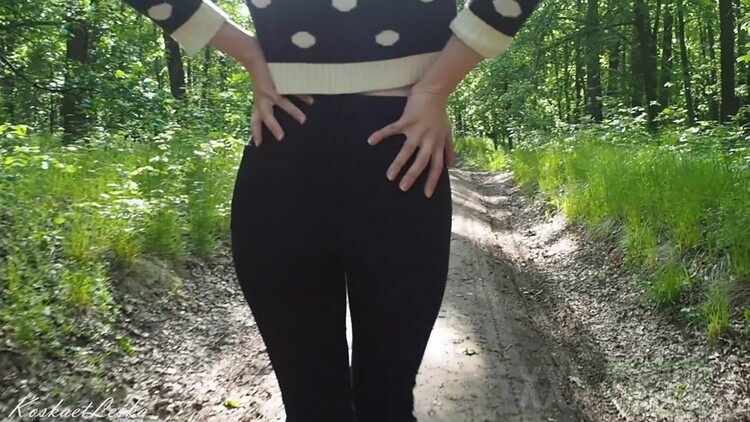 Hot Handjob With Cumshot On Face In Forest.mp4.00000 l