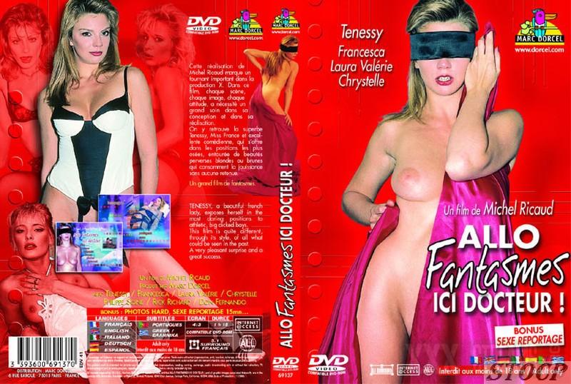 Allo Fantasmes Ici Docteur   Dangerous Fantasies (1991)
