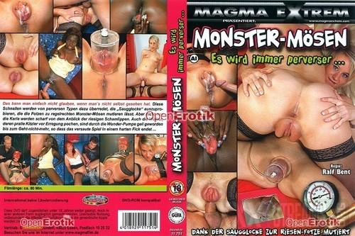 Mösen bilder Monster Mösen