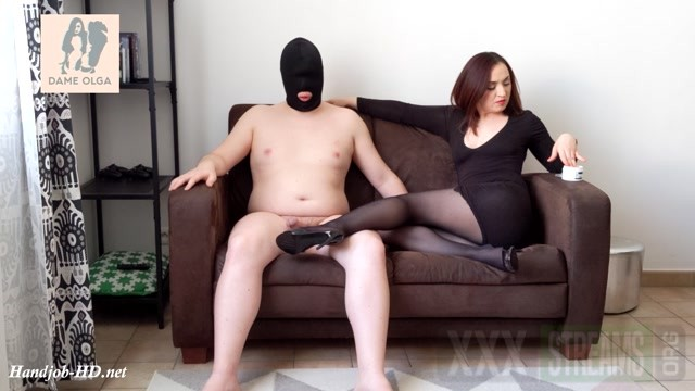 Ruined Orgasm Edging Handjob Ruined Four Times in a Row Dame Olga s Fetish Clips.mp4.00001