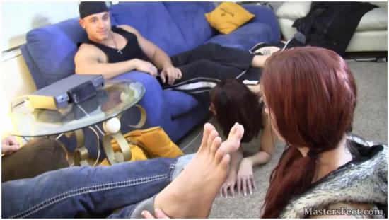 [Mastersfeet] Girls licking Masters feet (28 Videos) Siterip
