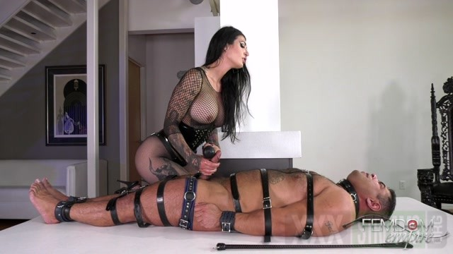 Helpless Cum Eater Femdom Empire Mistress Damazonia.mp4.00005