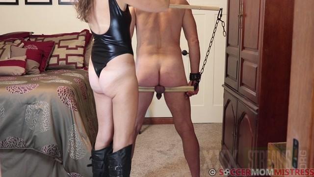 Soccer Step-Mom Mistress – Bi-Curious Cucky Interrogation on Humbler Hoist    Porn 2 Download