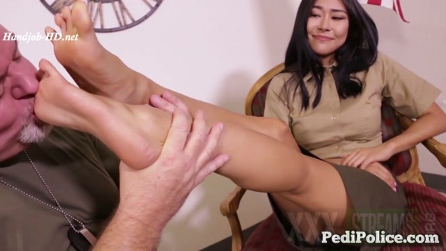 Workplace Harassment with Honey Moon Full Pedi Police.mp4.00003