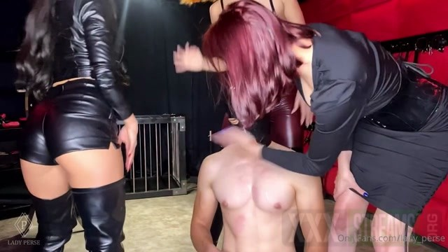 Lady Perse Me Evil Woman And Lady Dark fairytale And Lots Of Spitting And Faceslapping.mp4.00011
