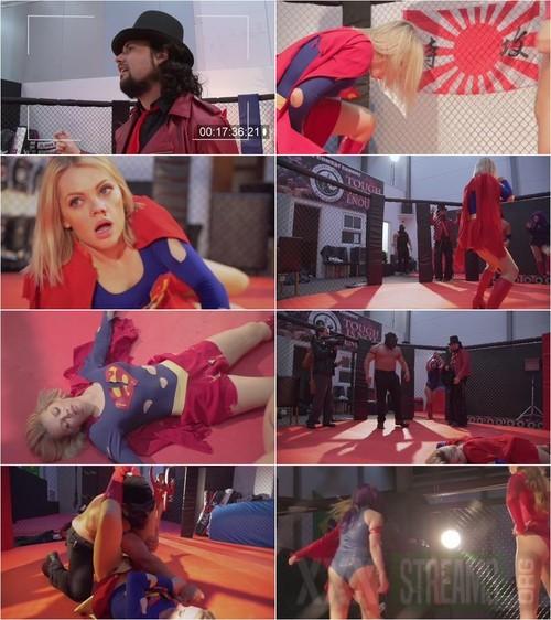 Supergirl dominated 2