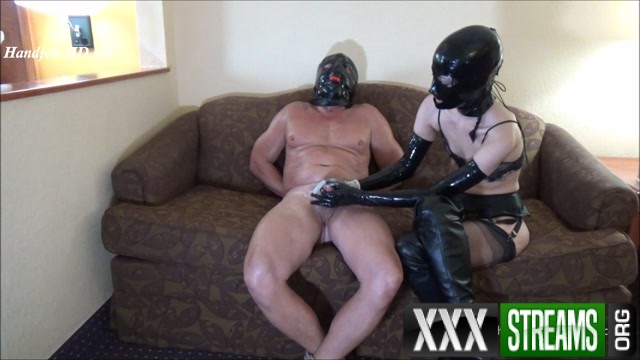 Bound gagged and milked by a latex mistress Fetishmindsproductions Garnet Rose.mp4.00014