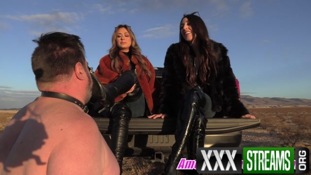 American Mean Girls Lexi Chase Princess Skylar Boot Worship for Your Life.mp4.00008