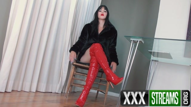 Young Goddess Kim Boot Worship Jerk Off Instruction.mp4.00003